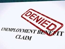 Unemployment Insurance Benefits Claims